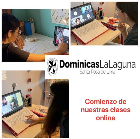 clases online dominicas la laguna