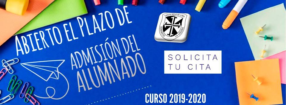 Colegio Dominicas La Laguna Tenerife puertas abiertas